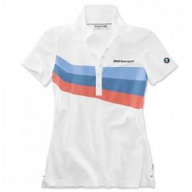 Polo-shirt Ladies White Size S