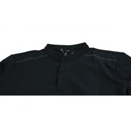 Polo Shirt BMW Men Black Size L