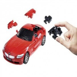BMW Z4 COUPE 1/32e PUZZLE CAR 3D