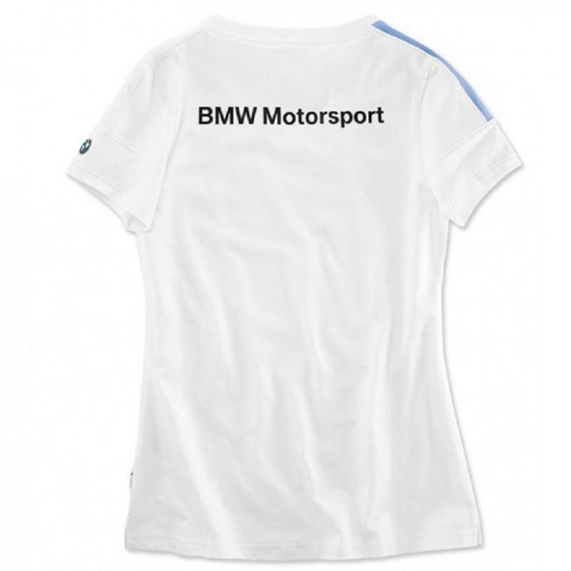 T SHIRT FEMME XS BMW MOTORSPORT